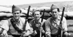 חיילים במחלקת להבות הבשן - שהיו בכח ההטעיה בקרב