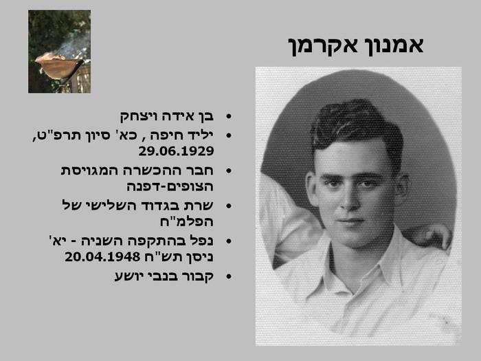 אמנון אקרמן